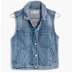 Madewell | pocket mean vest